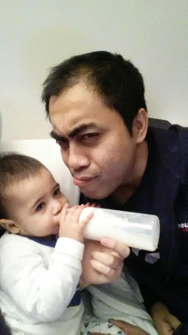 baby constant verkouden